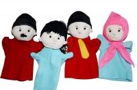 Boneka Tangan Keluarga