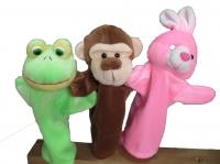 Boneka Tangan Seri Binatang