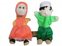 Boneka Tangan Seri Manusia