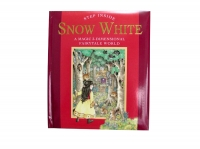 "Buku 3 Dimensi "" SNOW WHITE """