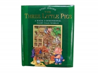 "Buku 3 Dimensi "" THREE LITTLE PIGS """