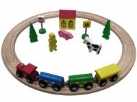 Kereta Api + Rel