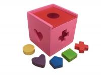 Kotak Sortasi Geometri Besar