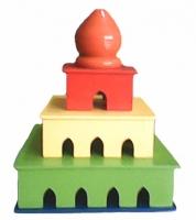 """Miniatur Rumah Ibadah """"Masjid"""""""