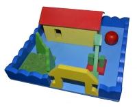Miniatur Rumah Paud