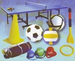 Peralatan Olahraga DAK SD