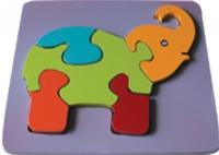 Puzzle Timbul Gajah
